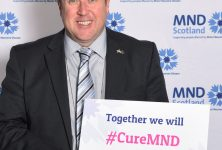 MSP meets Constituents at MND Scotland event