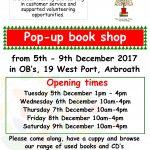 Decemberr pop up book shop poster (002)