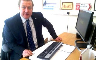 MSP Calls for UK Government to Increase its Support for R100 Broadband Programme