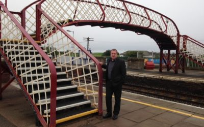 MSP Welcomes Confirmation Rail Plans Remain on Track