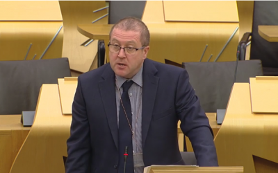 Graeme Dey Raises Disappointment with Angus Council's IJB Funding