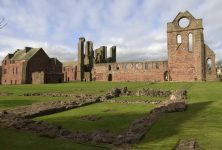 15 AUGUST REOPENING FOR ARBROATH ABBEY