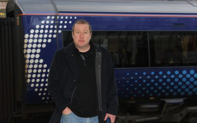 MSP WELCOMES RISE IN TRAIN PASSENGER NUMBERS