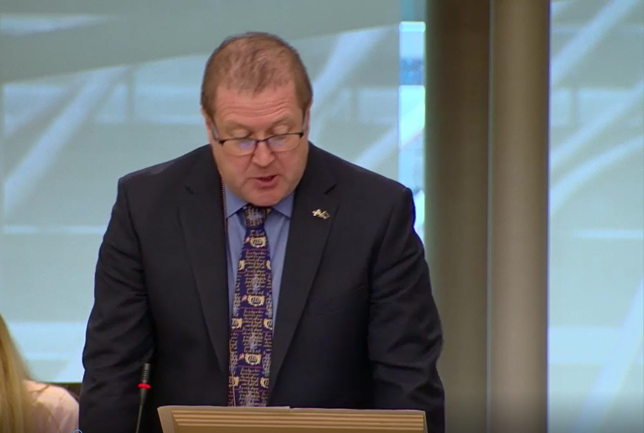 Graeme Dey MSP Welcomes Increased Support to Tackle Marine Pollution