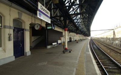 Graeme Dey Welcomes Approval of Changing Places Facilities at Dundee Train Station