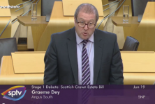 Debate: Scottish Crown Estates Bill