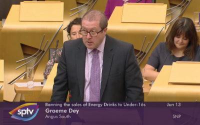 Members Debate: Banning the Sale of Energy Drinks to Under 16s