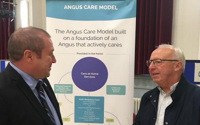 Angus Care Model – 'Continuing the Conversation'
