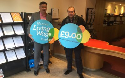 Get Accredited For The 'Real' Living Wage