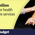 budget graphics - health spending