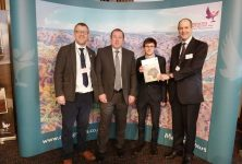 MSP HOSTS CAIRNGORMS NATURE TEAM IN PARLIAMENT