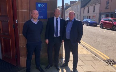 Local Representatives Meet with TSB