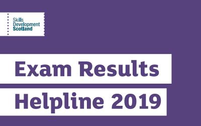 Exam Results Helpline Offering Support Across Scotland