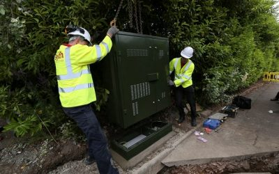 MSP WELCOMES BROADBAND PROGRESS
