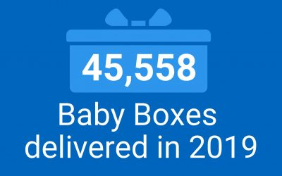 MSP WELCOMES 'BABY BOX' TAKE-UP