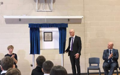 MSP WELCOMES OFFICIAL OPENING OF NEW PRIMARIES