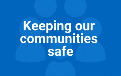 "SNP ""Keeping Communities Safe"""