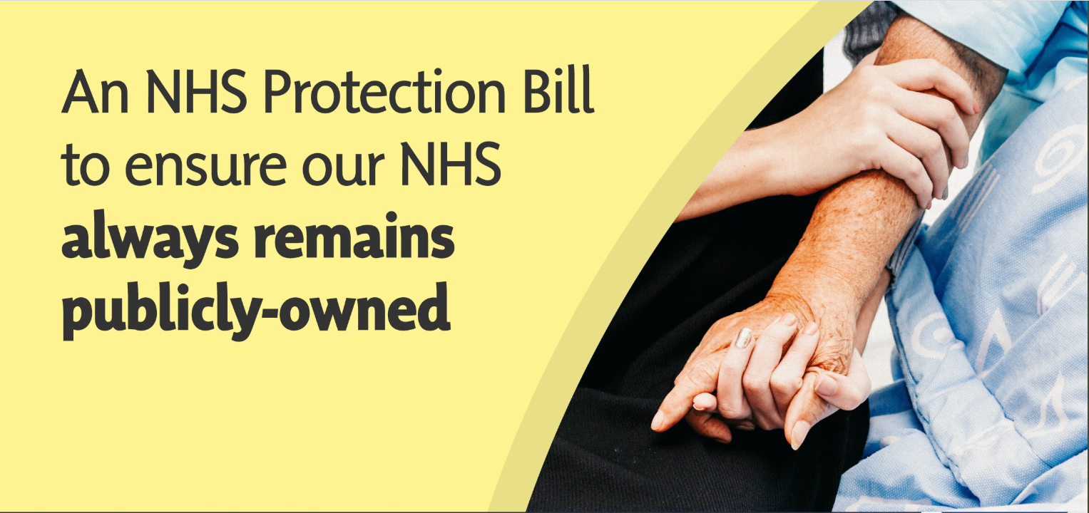 NHS BILL GRAPHIC