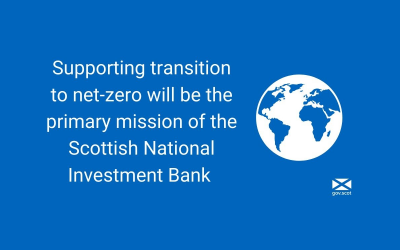 Strong Start for Scottish National Investment Bank