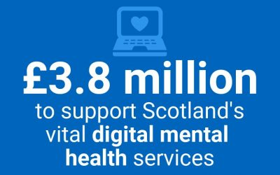 FUNDING FOR DIGITAL MENTAL HEALTH SERVICES