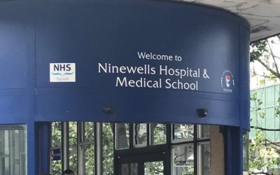 Graeme Calls For Parking Charges At Ninewells Hospital To Be Suspended