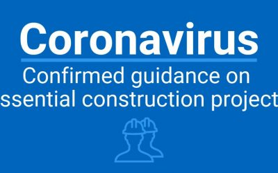 GUIDANCE FOR CONSTRUCTION INDUSTRY