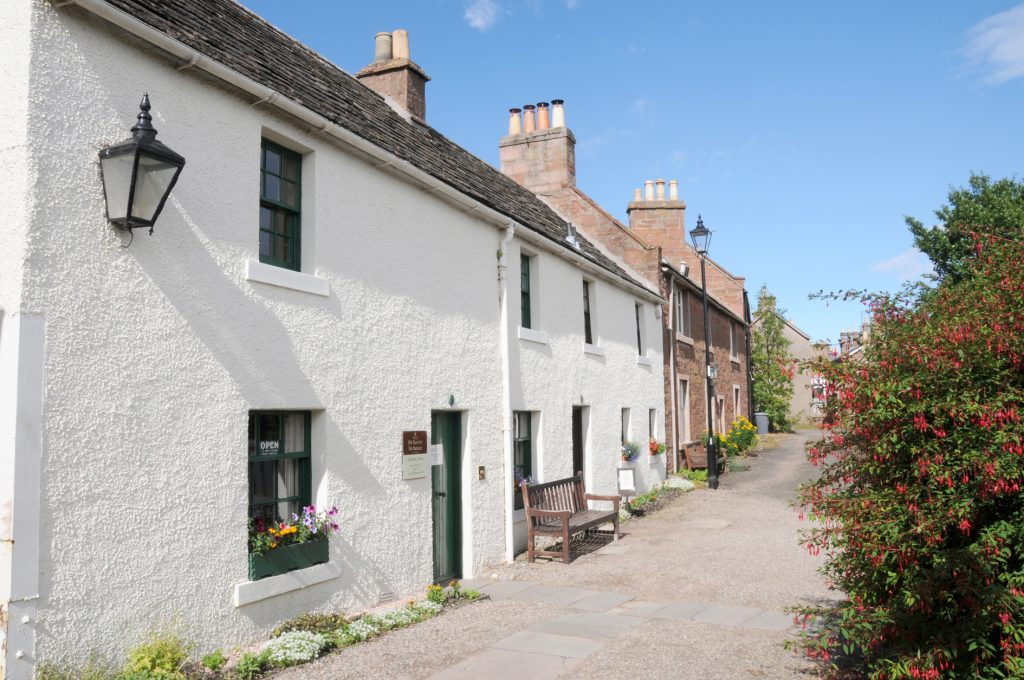Kirriemuir-Barries-Birthplace