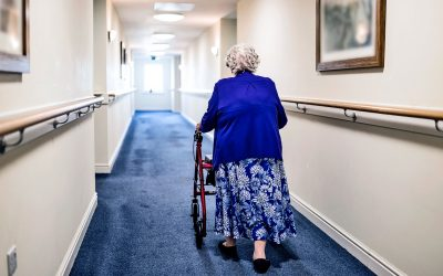 IDENTIFYING CARE HOME RISKS EARLIER