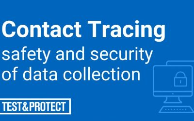 TEST & PROTECT CONTACT TRACING UNDERWAY