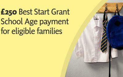 £250 Best Start Grant