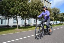 E-BIKES TO HELP CHARGE GREEN RECOVERY