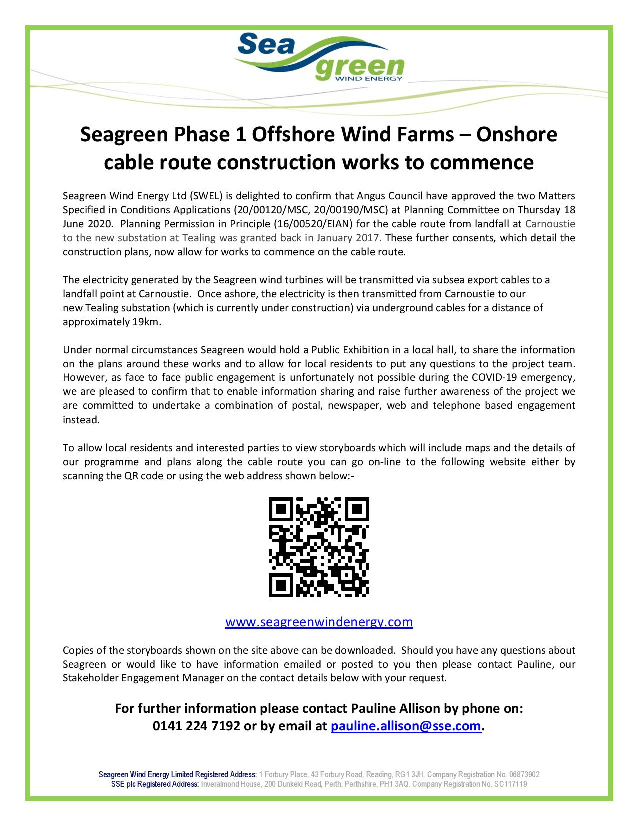Seagreen cable route comms advert-page-001 (1)