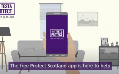 MSP: PLEASE DOWNLOAD SCOTLAND'S CONTACT TRACING APP