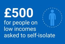 SELF-ISOLATION SUPPORT GRANT NOW OPEN