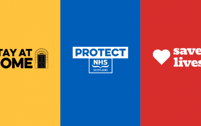 Stay Home. Protect The NHS. Save Lives