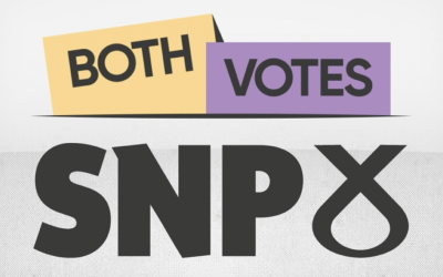 Both Votes SNP – Why It Matters