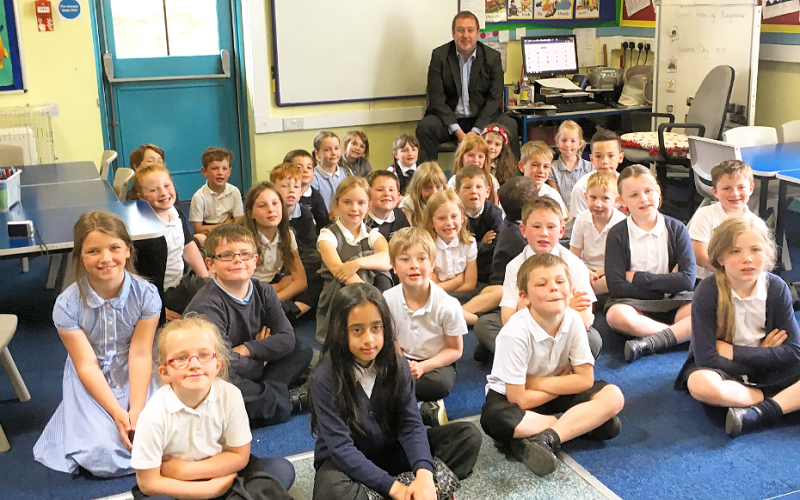 Local MSP Welcomes Funding Boost for Local Schools