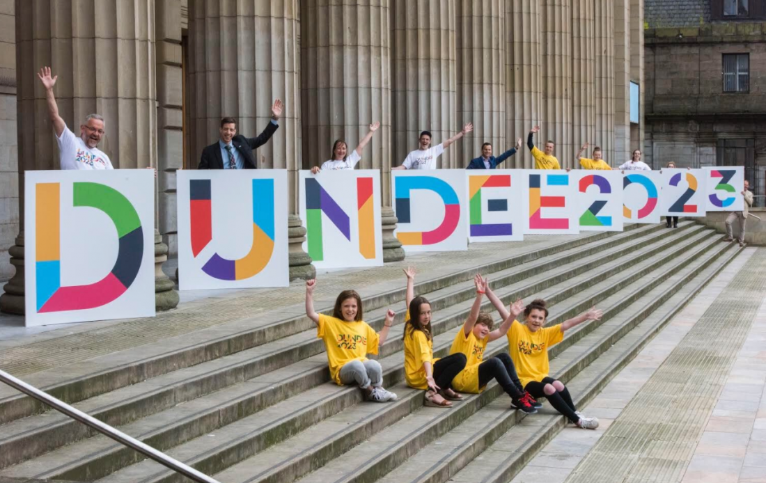 Dundee European Capital of Culture 2023 Bid Speech