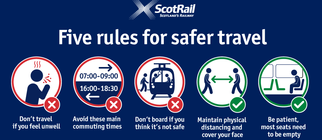 SCOTRAIL TO INCREASE SERVICES FROM 3 AUGUST