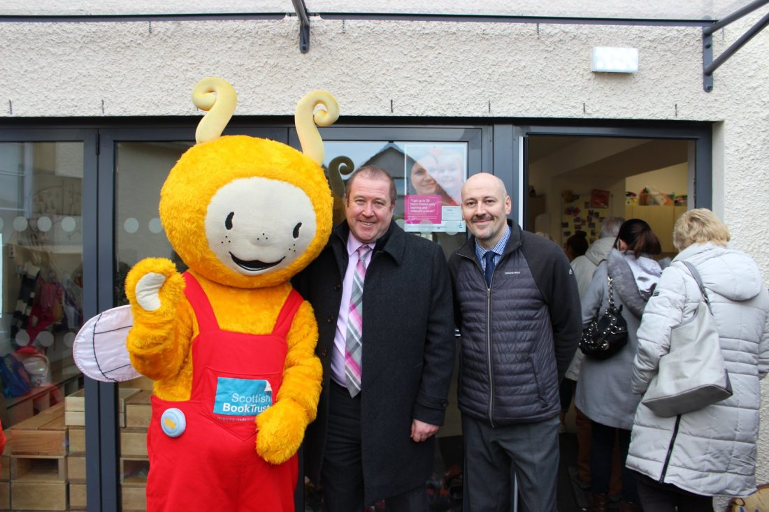 MSP Opens New Expanded Early Learning and Childcare Setting at Mattocks Primary School