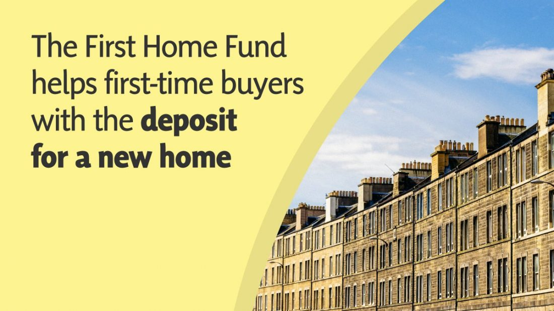 MSP WELCOMES NEW 'FIRST HOME FUND'