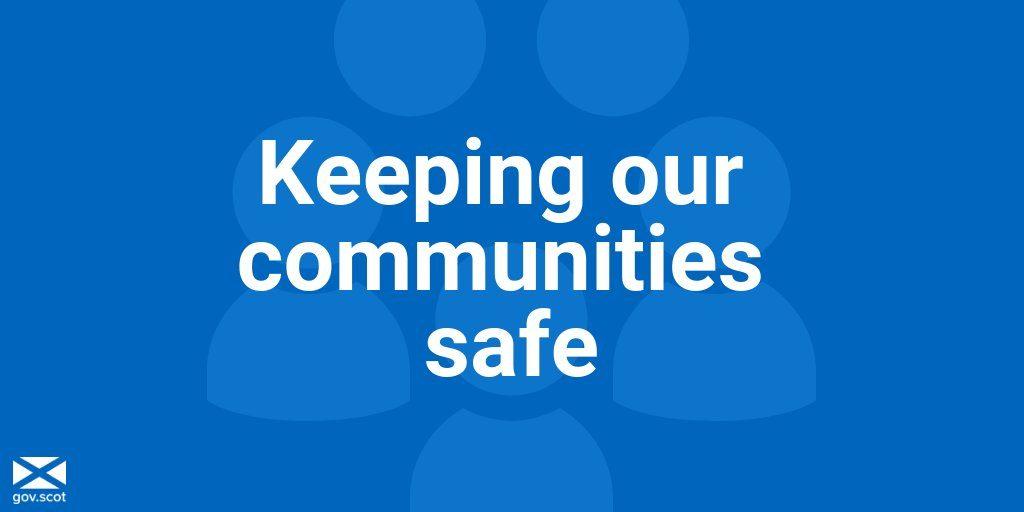 "SNP ""Keeping Communities Safe"""