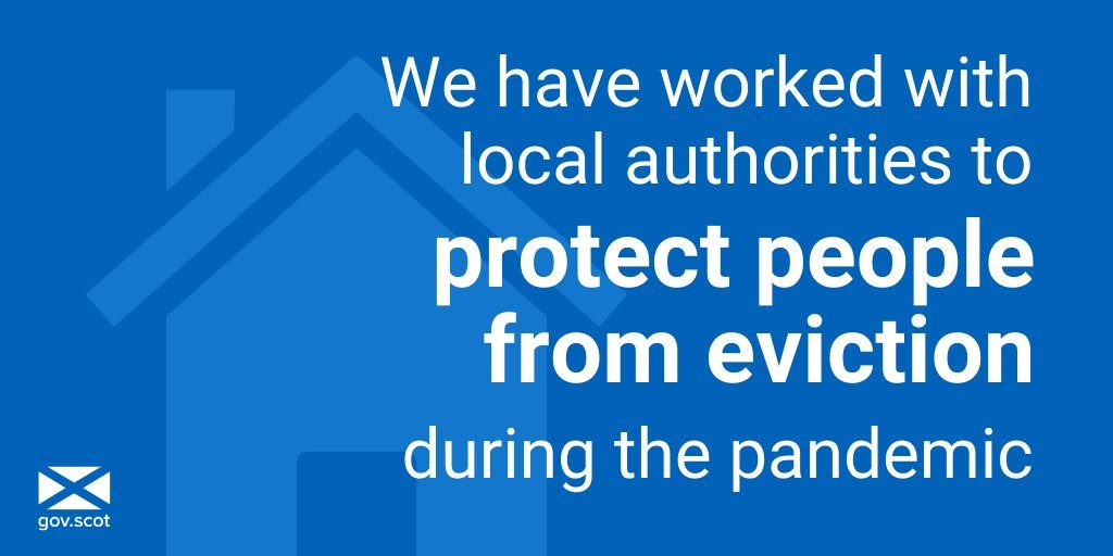 SUPPORTING TENANTS DURING PANDEMIC