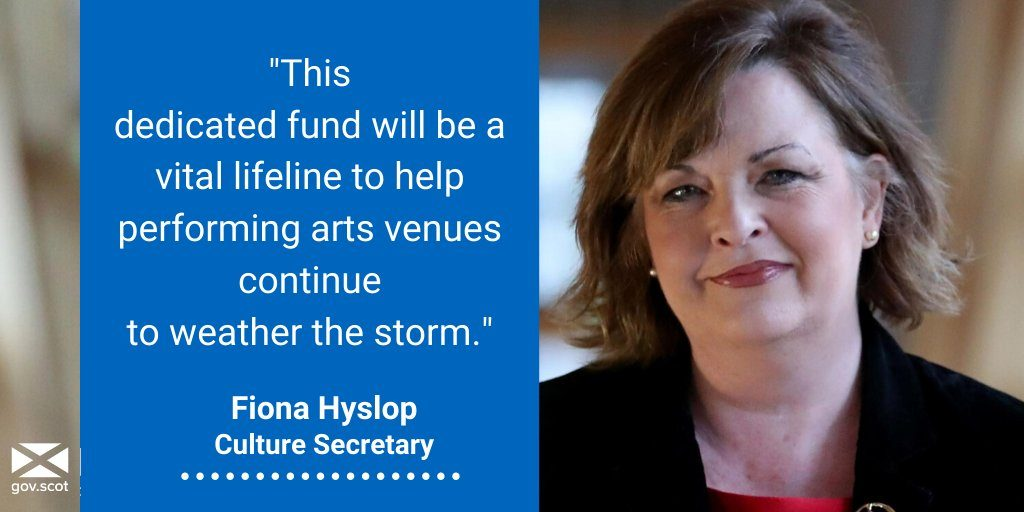 Lifeline Support for Performing Arts Venues