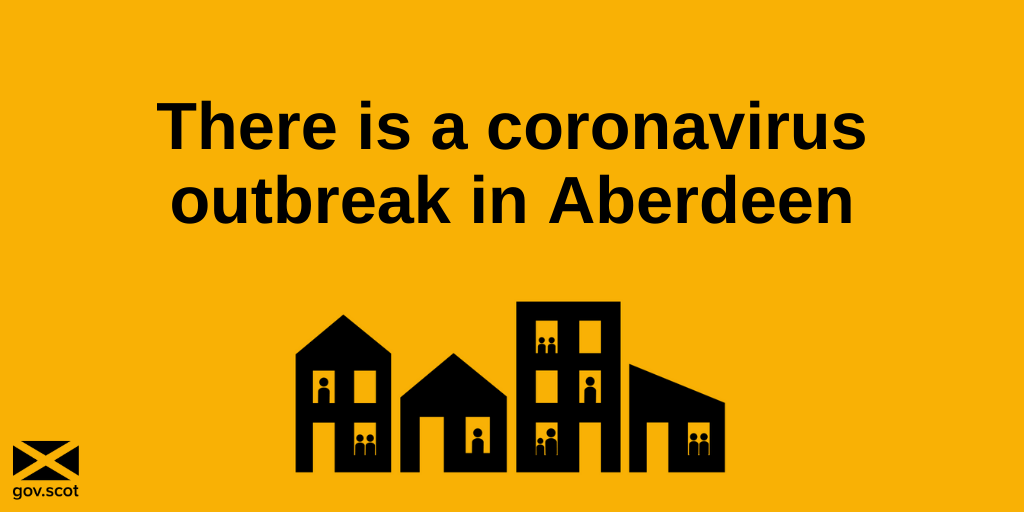 LOCAL RESTRICTIONS INTRODUCED IN ABERDEEN