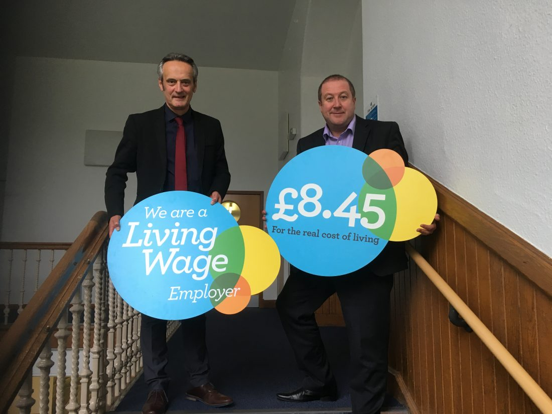 MSP Urges Angus South Employers to Sign Up to Living Wage