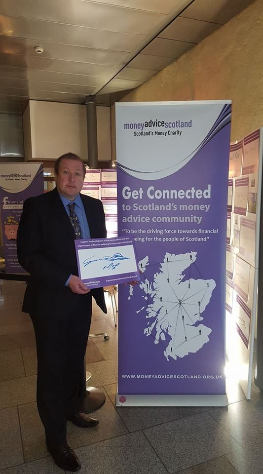 Graeme Dey MSP Supporting Scotland
