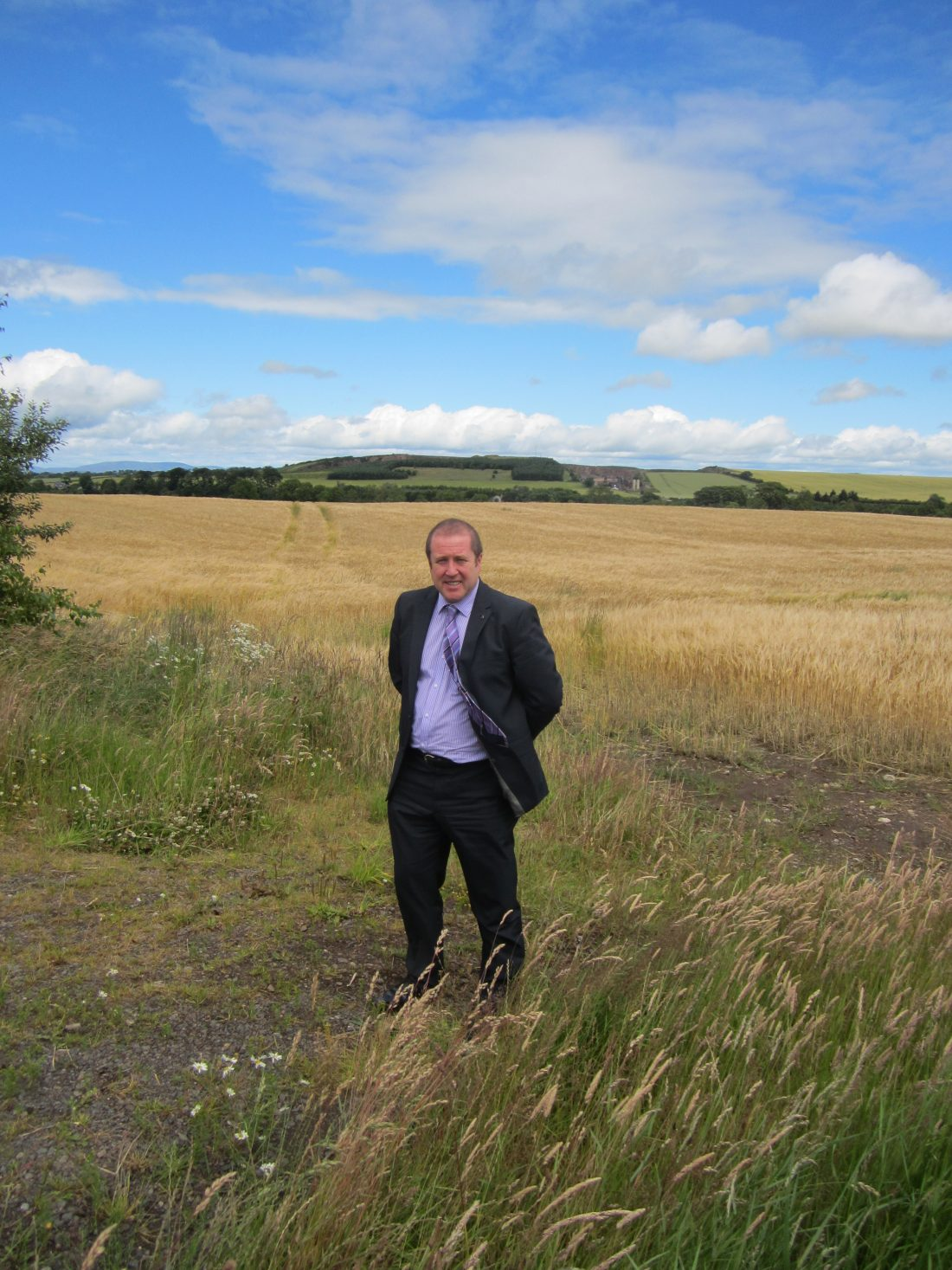 GRAEME DEY MSP WELCOMES REDUCTION IN RURAL CRIME