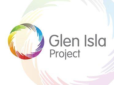 Justice Secretary visits Glen Isla Project