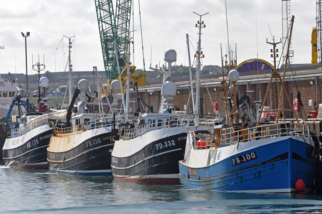 Financial Support For The Scottish Fishing Fleet